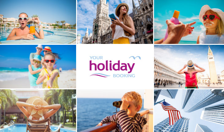 Your Holiday Booking part of the Vertical Travel Group